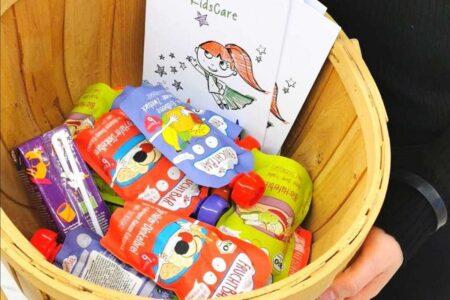 Przeciery owocowe dla dzieci Bio